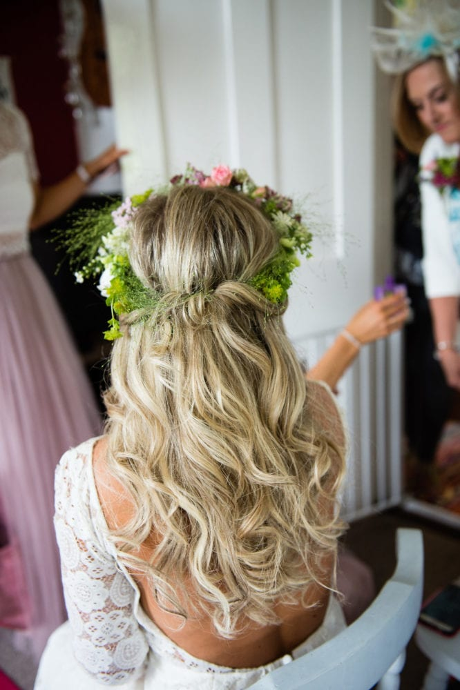 Bridal Hair By Jennie