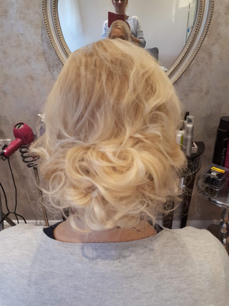 Your Dream Updo For Short Fine Hair Bridal Hair By Jennie